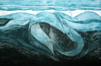The deep sea swell I